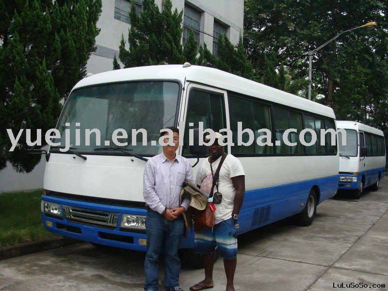 used toyota coaster mini bus