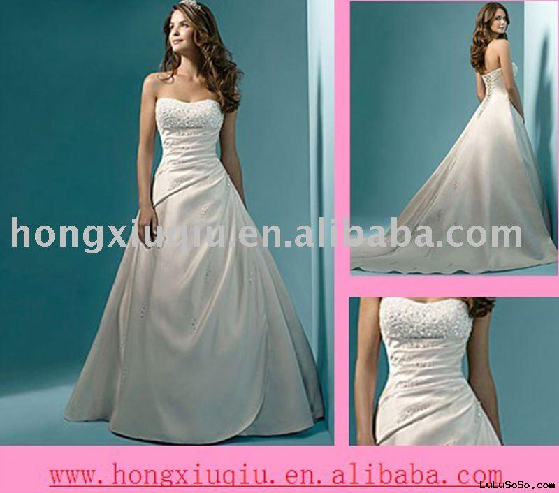 vintage wedding dress wd632