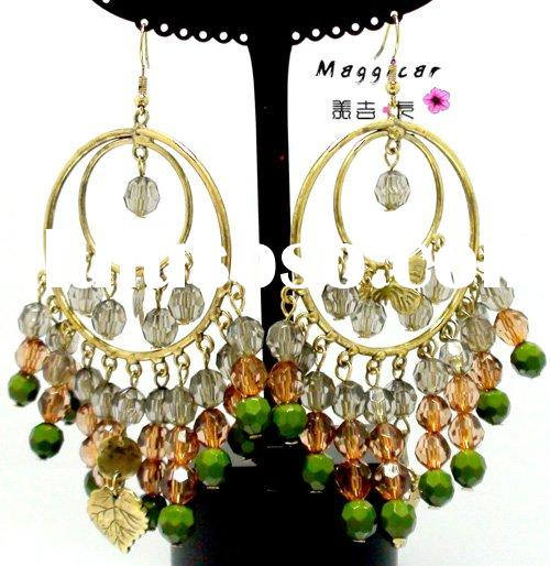 OVERSIZED CHANDELIER EARRINGS – Oversized Chandelier Earrings