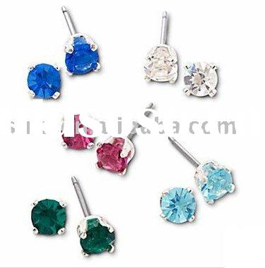 diamond earrings/fashion earrings