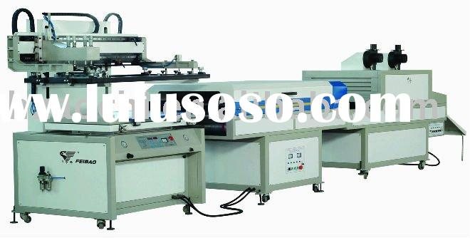 3/4 Automatic Screen Printing Machine