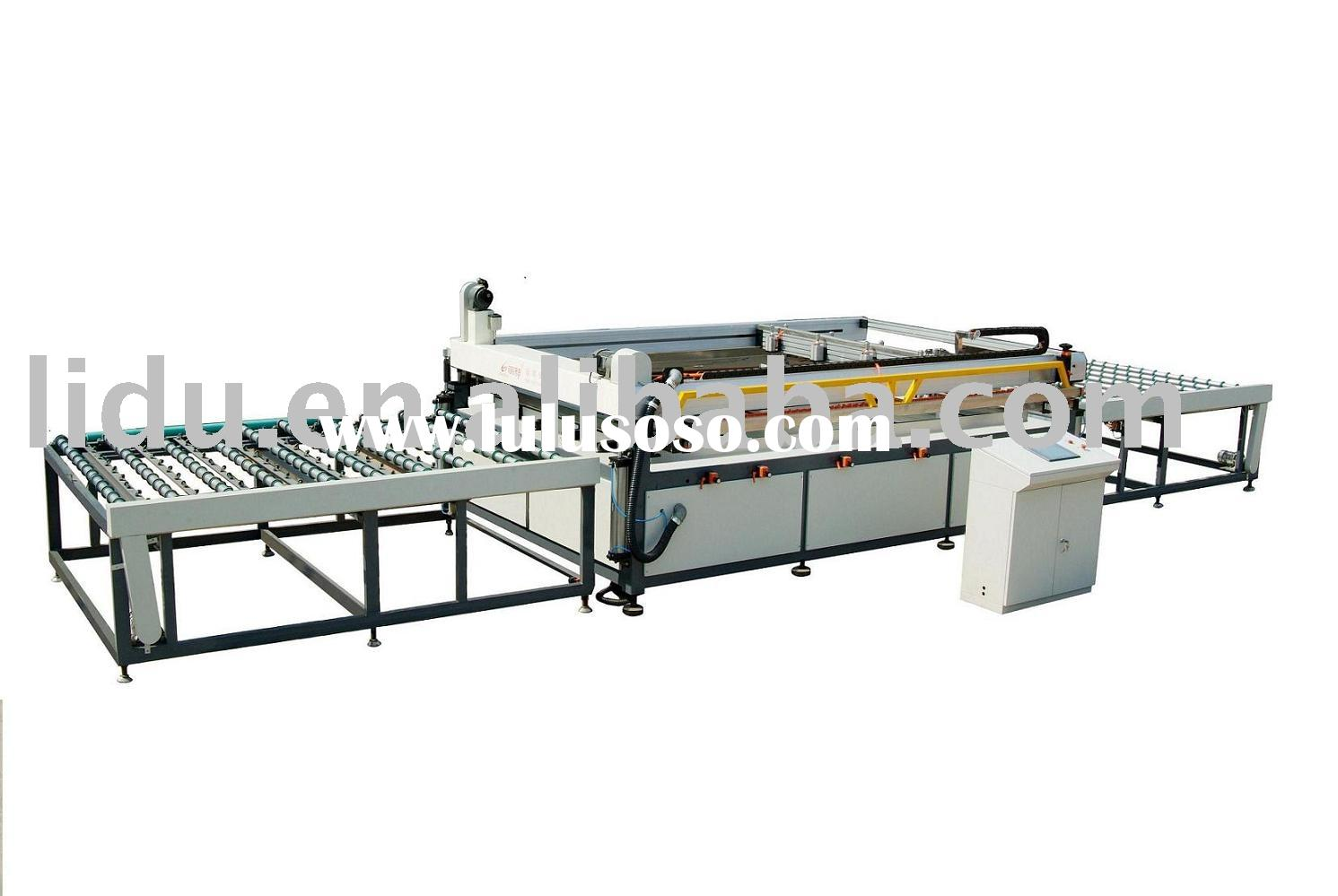 Glass Screen Printing Machine   LDSZ-2012