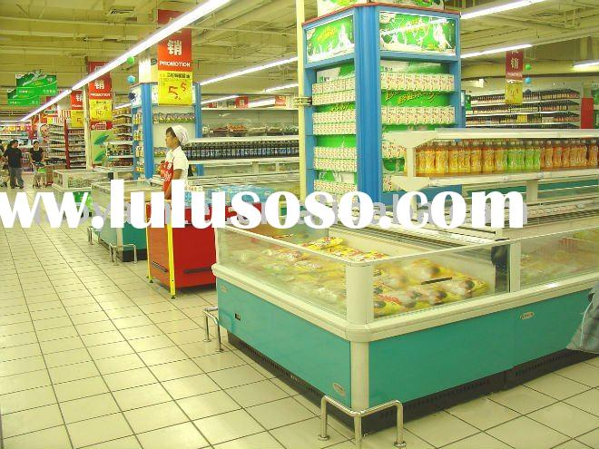 Little Duck Supermarket equipment E6 CALIFORNIA with CE certification