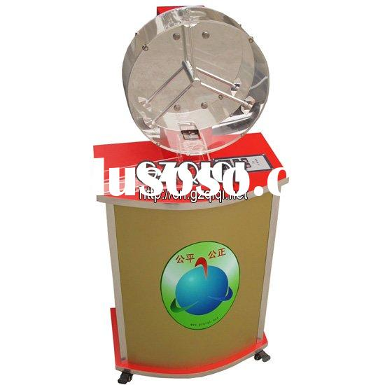 Lottery Equipment