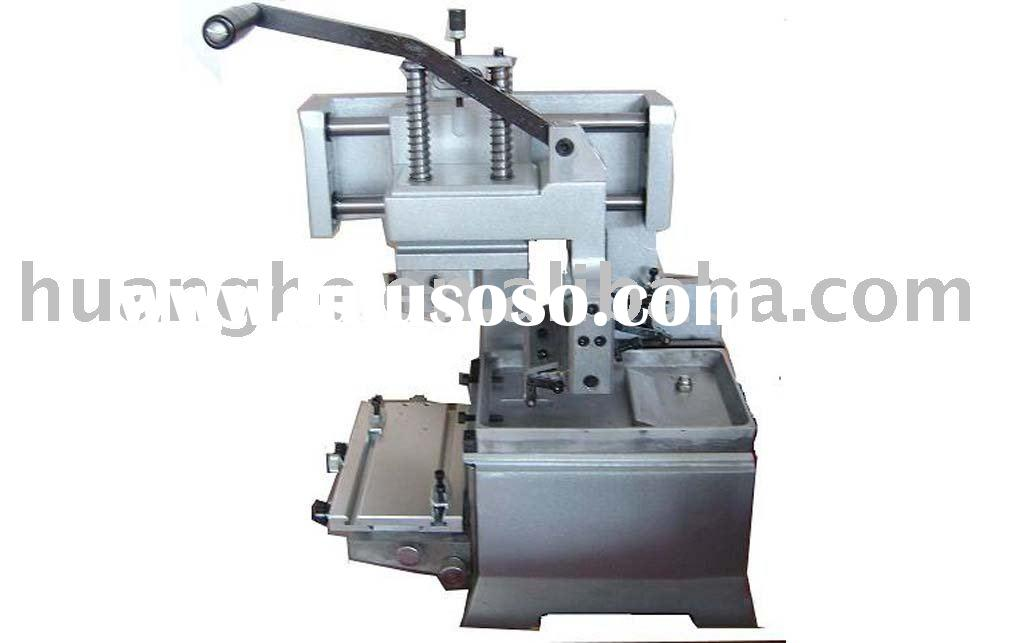 Manual Ink Open Pad Printing Machine