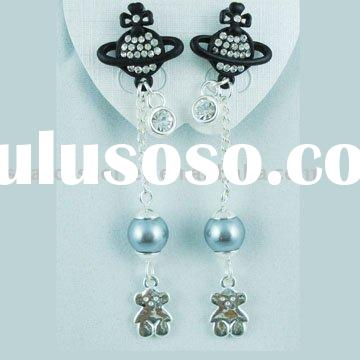 Newest Fashion alloy earring
