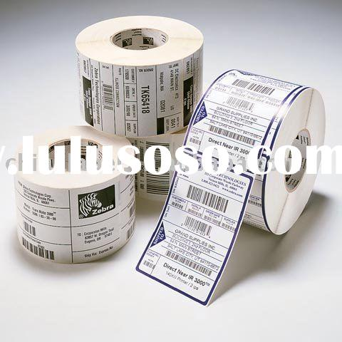 Shipping & Tracking Label