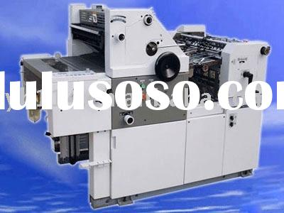 offset printer(offset printing machine,single color offset printer)