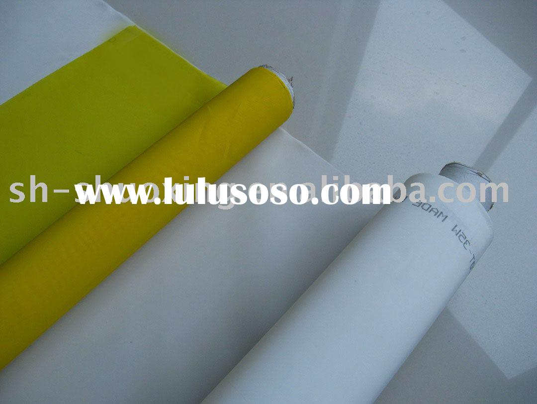 silk screen mesh, polyester mesh fabric, silk screen printing fabric