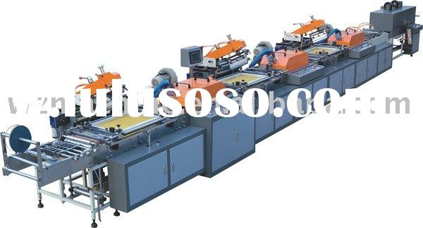 silk screen printing machine