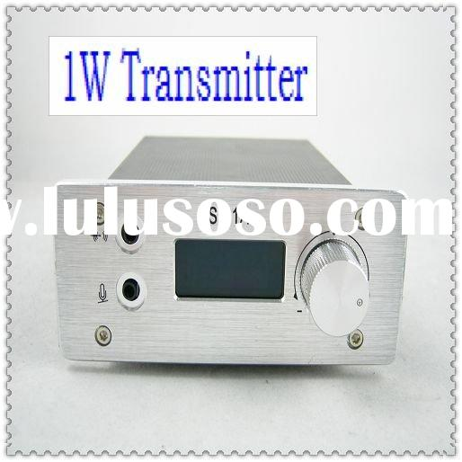 1W fm transmitter Short antenna + Powersupply KIT