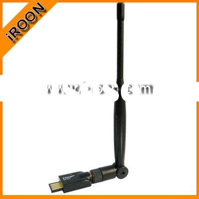 CA-5024  EDUP Mini USB High Power 11G 54M Wireless Network Card + Antenna, 5M