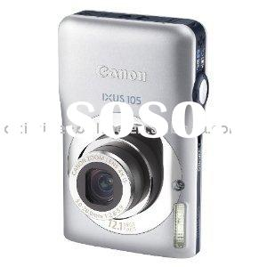 Canon IXUS 105 Digital Camera - Silver
