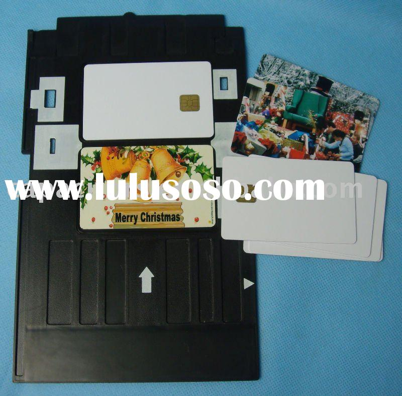 photo smart cards printer  (Inkjet Printable for Epson printer)