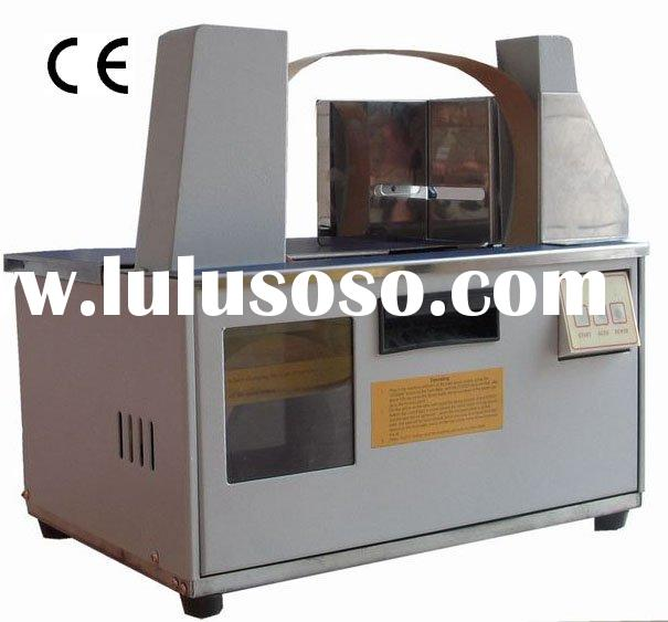 Automatic money banding machines