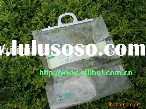 Clear Plastic Bags With Handles Clear Plastic Bag