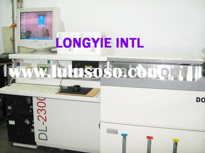 Doli digital Minilab2300 used printing machinery