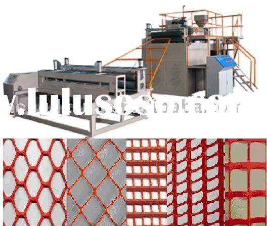 Extruded Plastic Fence Machine