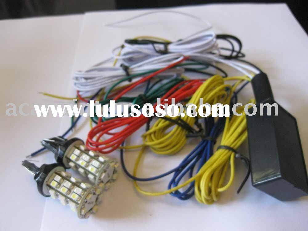 Multi-Color LED Bulb Kit flash light LED Dimmer