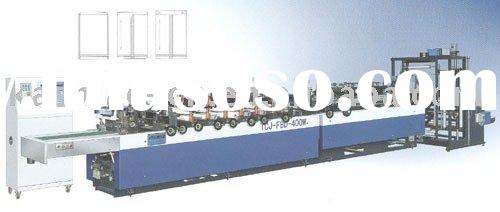 Three-Side Seal (Centralized Seal) Bag Making Machine