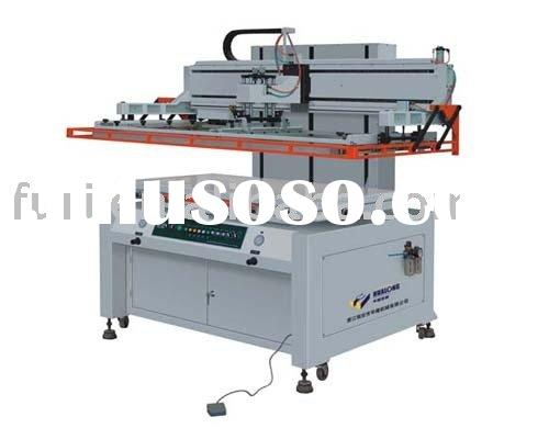 vertical screen printing machine