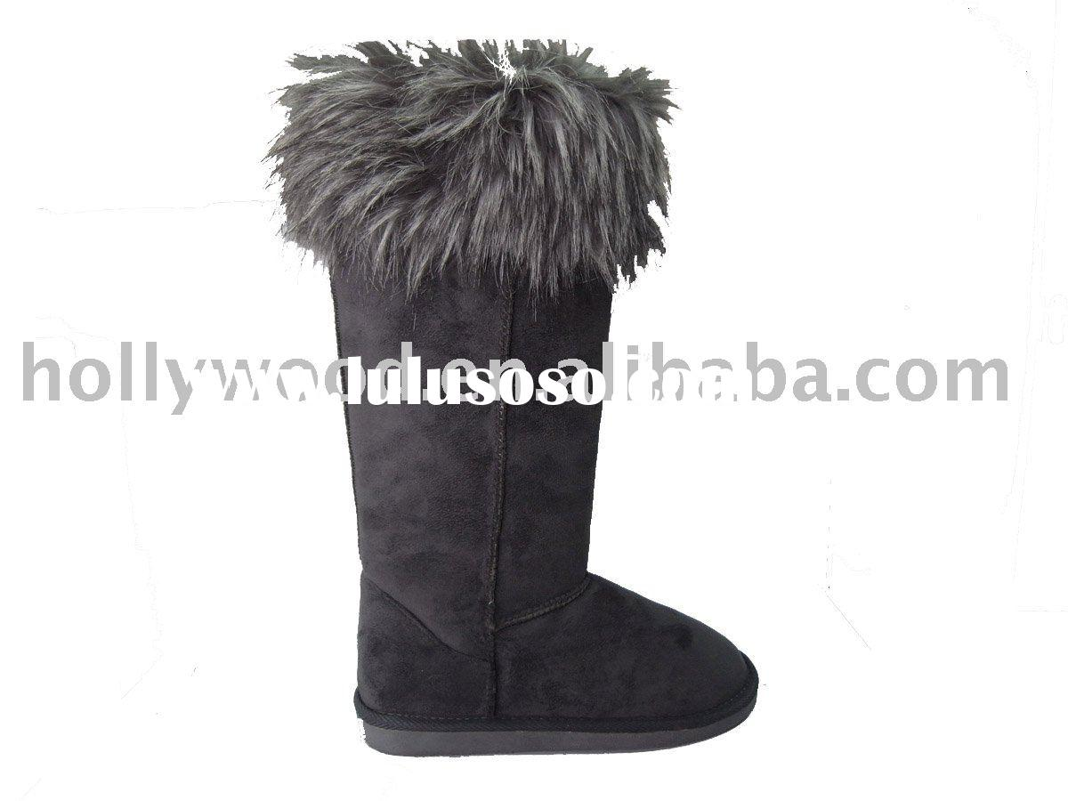 2010 New style Ladies Fashion winter knee Boots