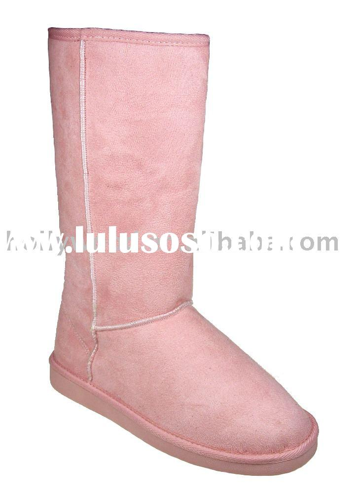 Hot style Women's Light pink Winter Snow Boots