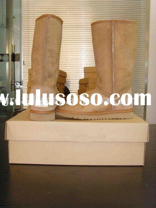 sheepskin children boots