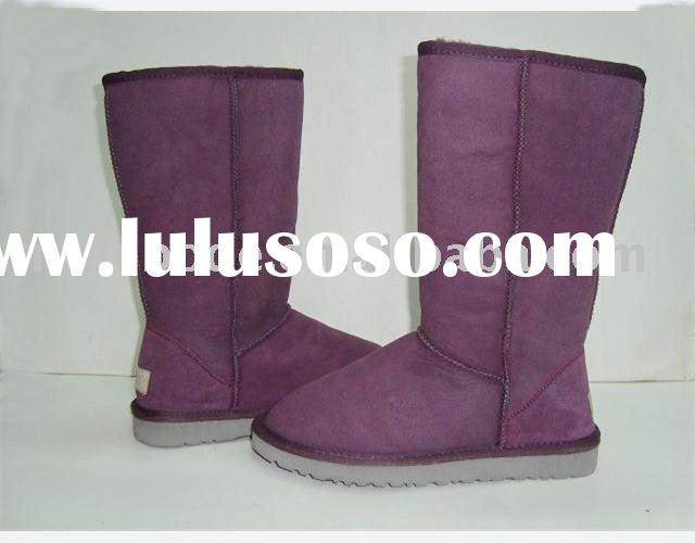 Snow fashion ladies boots