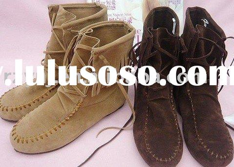 2011 most popular tassel boots for spring summer autumn