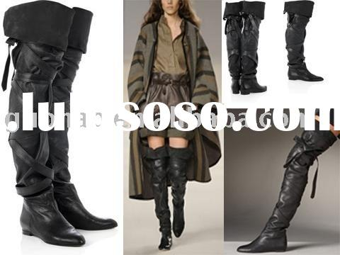 HOT~~Fashion Boots, Women's fashionable Boots, Ladies' Slouch Boots,Knee High Boots