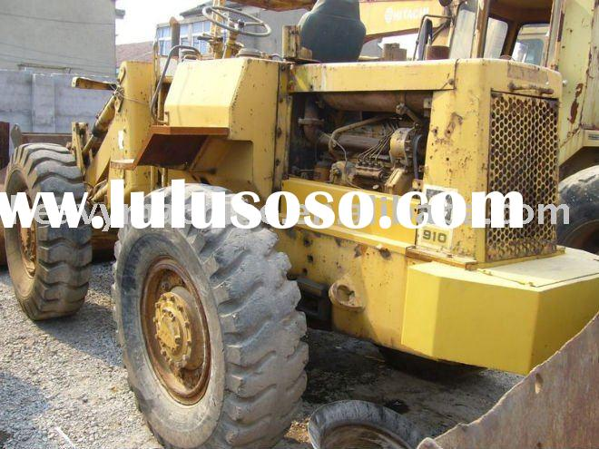 CATERPILLAR WHEEL LOADER 910