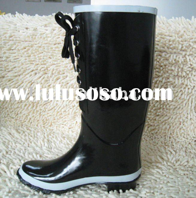 Ladies Rubber Boots