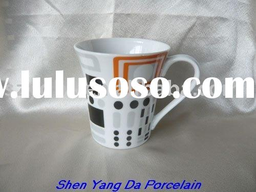 big porcelain mugs