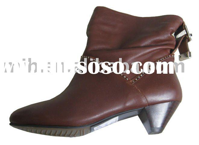 fashion ladies rubber boots