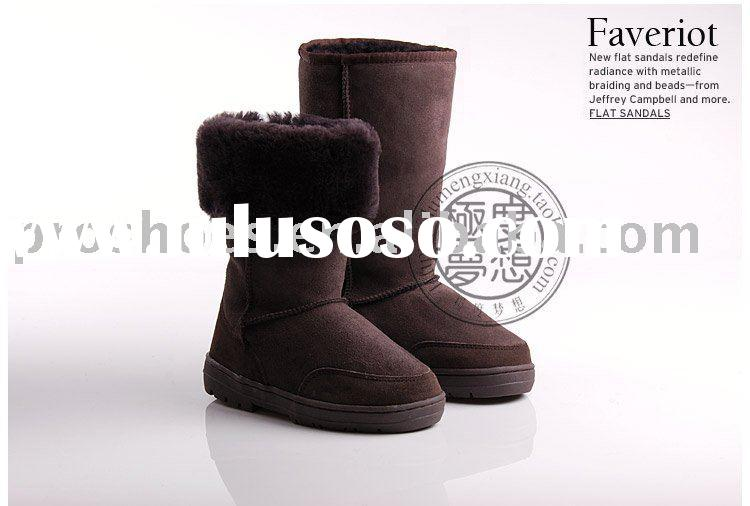 fashion winter sheepskin women