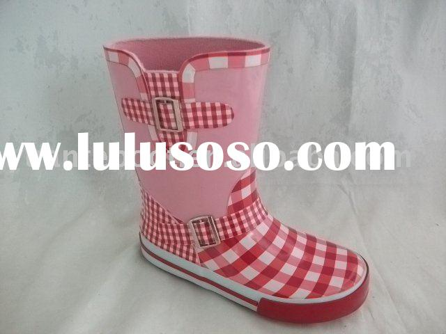 rubber boots footwear