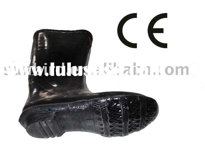rubber footwear