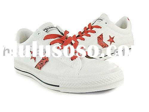 youth canvas rubber shoes
