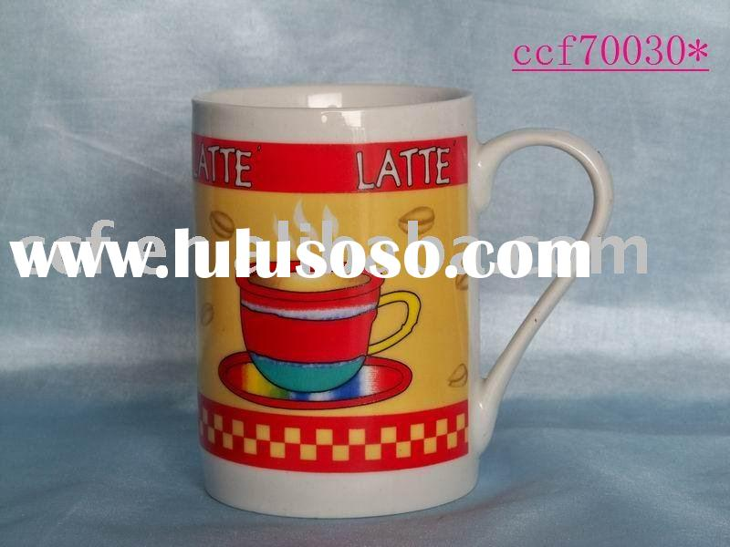 285ml Ceramic coffee mugs and cups
