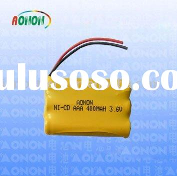 3.6V Rechargeable Battery Pack