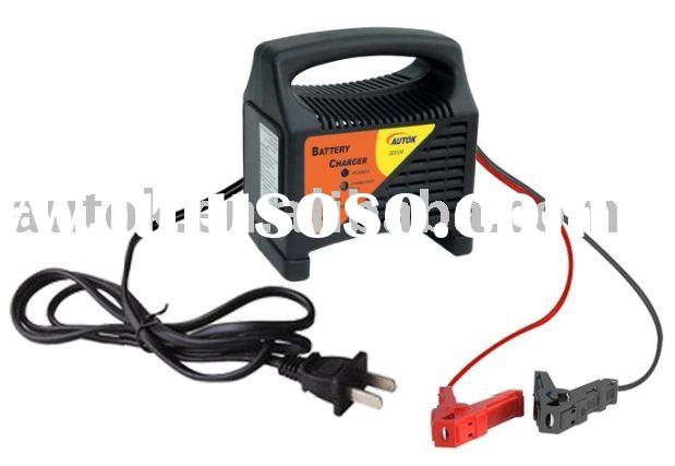 4A Rechargeable Battery Charger