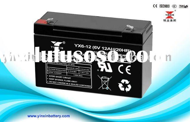 6v rechargeable battery