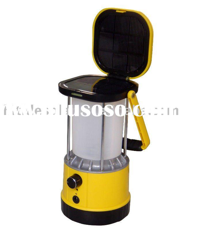 8-LED Rechargeable Lantern