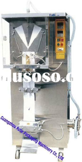AS1000 Automatic liquid filling machine