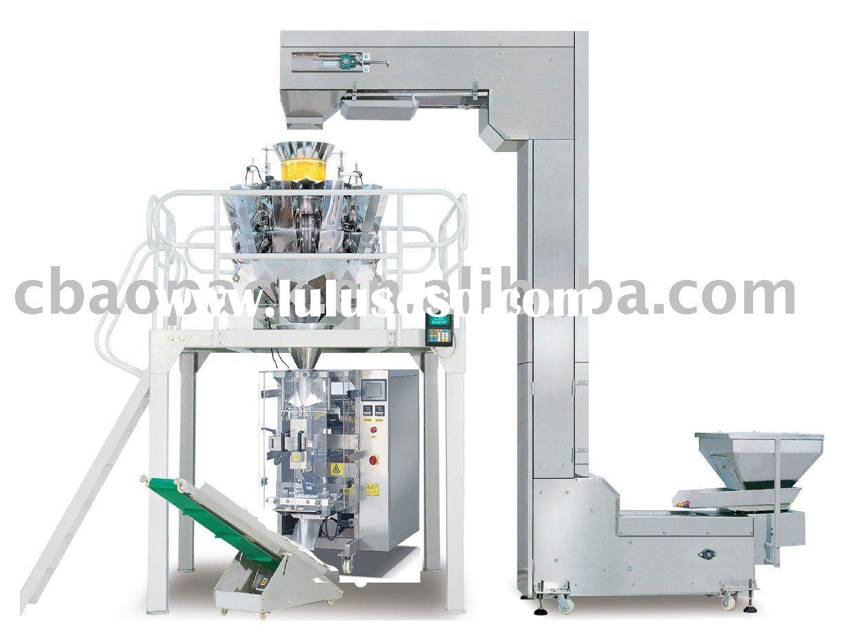 Automatic Vertical Packaging machine