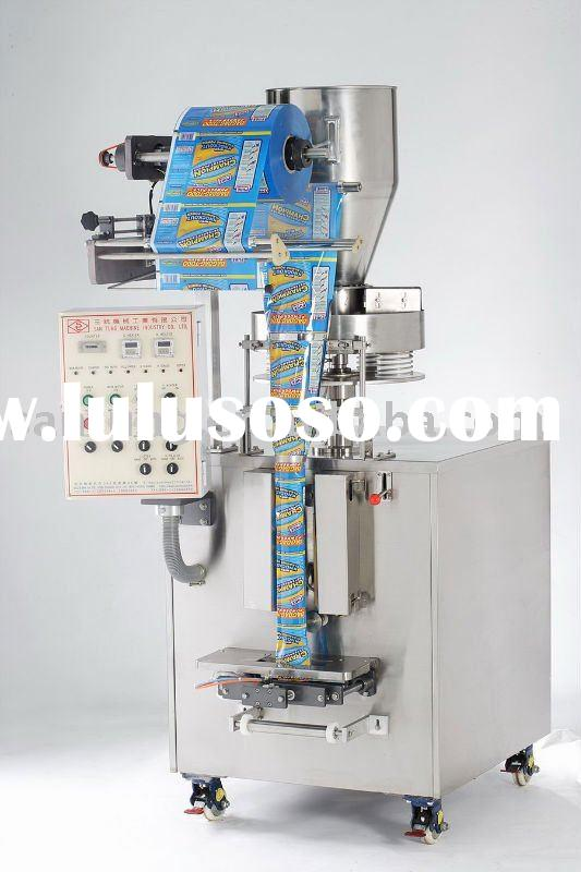 Automatic vertical weighting packing machine