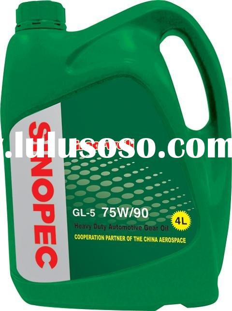 GL-5 Heavy-Duty Automotive Gear Lubricant