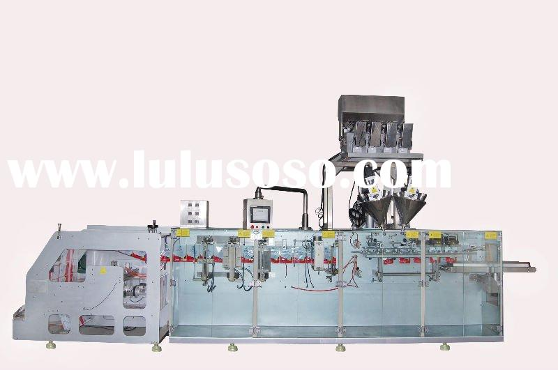 IM-180S Automatic Gusset Pouch Packing Machine