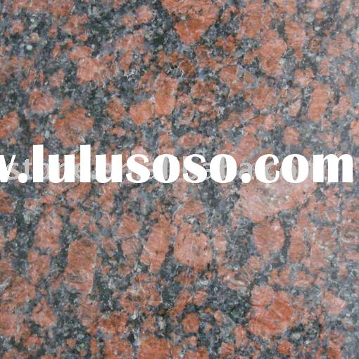 Natural Stone-Maple Red(Granite Tile, Granite Slab, Granite Countertop)